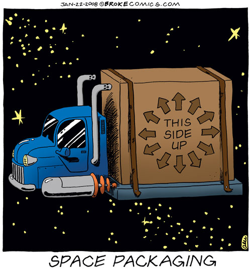 Space Packaging