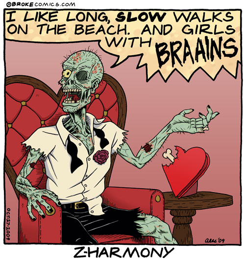 Zombie Dating