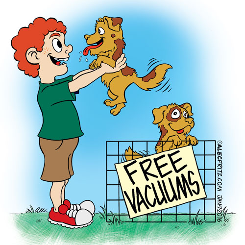 Free Vacuums